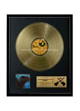"""RGM1046 Pink Floyd Meddle Gold Disc 24K Plated LP 12"""""""