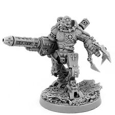28 mm scale KATATON BATTLE SERVITOR WITH GRAVITATION CANNON