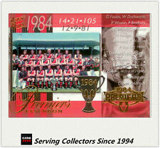 PC21- 2004 AFL Ovation Essendon 1984 VFL Premiership Commemorative Card