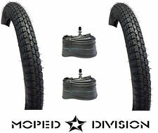 KENDA K260 16 X 2.25 MOPED TIRE TUBE PACKAGE PUCH 5 star mag wheel rims