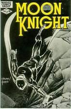 Moon Knight # 17 (Bill Sienkiewicz) (USA, 1982)