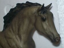 Breyer Traditional Black Beauty mold - Donovan gray dun roan appaloosa