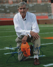 Johnny Majors Tennessee Volunteers SIGNED 8x10 Photo COA!