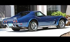 Chevrolet: Corvette Stingray