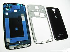 OEM Original Black AT&T Samsung Galaxy S4 i337 Complete Full Housing Case Cover