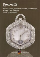 BONHAMS WATCHES Elgin KEYS PENS FASHION Chanel HANDBAGS Hermes Catalog 2012