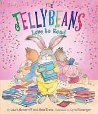 The Jellybeans Love to Read-ExLibrary