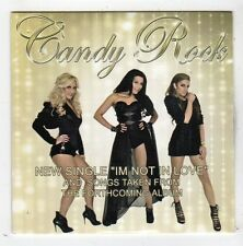 (FZ128) Candy Rock, I'm Not In Love - 2010 DJ CD