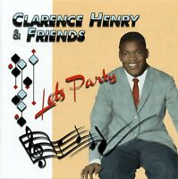 CLARENCE Frogman HENRY Let's Party 2CD 1950s Rock 'n' Roll Rhythm & Blues NEW