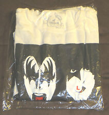 KISS THE TOUR 2012 VIP SHIRT SEALED LARGE