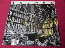 Akimbo: Akimbo   UK  Near Mint  LP   1984 Forward Sounds