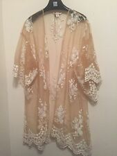 Victoria's Secret Bridal Collection 2016 Sold Out Rare Robe Kimono limited