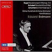 Reger - Piano Concerto; Schubert - Sonata D960; Schumann - 6 Intermezzi (2CDs)
