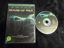 """USED DVD Movie  """"House Of Wax""""  Wide Screen (G)"""