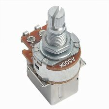 1 pcs A500k Push Pull Guitar Control Pot Potentiometer Chrome new