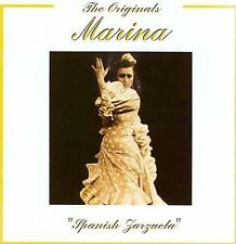 Spanish Zarzuela by Marina (CD, 2005)