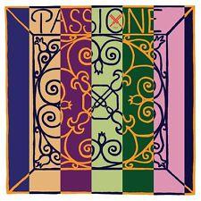 NEW Pirastro Passione SOLO Violin 4/4 String Set LOOP End E