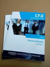 2017 Level 2 Notes Practice Exam Package (Exams vol 1 & 2, and PDF mock exams)