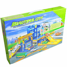 Ambulance And Hospital Emergency Services Pretend Toy Playset For Boys & Girls