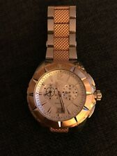 GUESS COLLECTION GC Luxury Analog White Dial Men's Watch