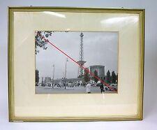Foto frame ICC Berlino a 1950 - 1960
