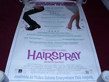 13 Large Movie Posters from 1980's - Hairspray Included