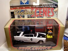 Illinois State Police Trooper 1955 Chevy Belair Road Champs 1:43