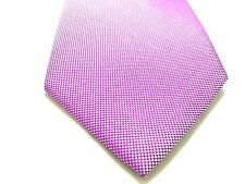 $75 CALVIN KLEIN Men PURPLE SOLID SILK SKINNY SUIT TIE FORMAL DRESS NECKTIE 60x3