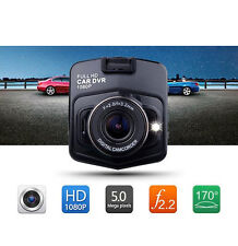 "2.4"" HD 1080P Auto DVR Vehicle Camera Video Recorder Dash Cam G-sensor AV OUT"