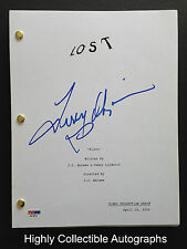 TERRY O'QUINN SIGNED FULL 97 PAGE LOST PILOT EPISODE SCRIPT PSA DNA COA