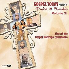 Gospel Today Presents: Praise and Worship, Vol. 2 by Various Artists (CD,...