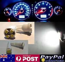 White LED Dash Gauge Light Kit - Suit Nissan Stagea C34 Skyline R34 GTR