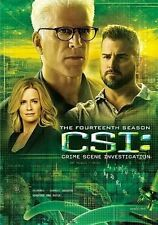 CSI Crime Scene Investigation The Fourth Season DVD Set