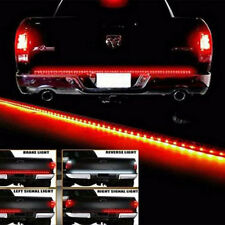 60 Inch Auto Truck Flexible LED Strips Tailgate Bar Brake Signal Light