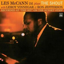Les McCann: PLAYS THE SHOUT - COMPLETE RECORDINGS