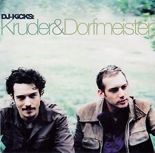 KRUDER & DORFMEISTER : DJ-KICKS / CD