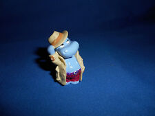 HUMPHREY BOGART Trench Coat Figurine HAPPY HIPPO Kinder Surprise CARTOON Figure