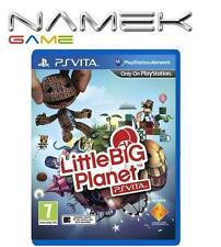 LITTLE BIG PLANET PSVITA PS VITA PRECINTADO Y EN CASTELLANO!!!