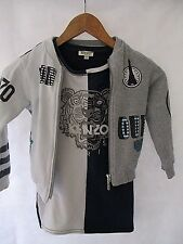 GIRLS KENZO DRESS AND ZIP JACKET OUTFIT WOULD FIT AGE 3 4