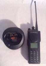Motorola XTS3000 Keypad UHF 800-870MHz W/Charger, Battery&Belt Clip AZ489FT5774