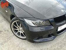 MV-Tuning Front Eyelids Eyebrows Headlights Covers for BMW 3 E90 2006-2011