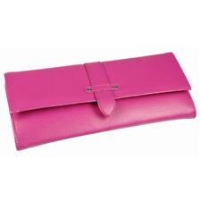 Boutique Bright PInk Jewellery Roll  - NEW  Ladies  Gift  17391
