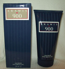 Vintage ARAMIS 900 SHOWER AND BATH GEL Men 150ml Perfume Body Fragrance Cologne