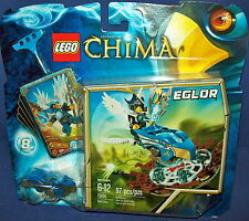 LEGO 70105 CHIMA NEST DIVE EGLOR new in box sold out