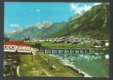 Auronzo di Cadore ( Belluno ) -  cartolina viaggiata 1964