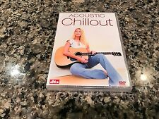Acoustic Chillout New Sealed DVD! Dts 2003 Made In England!