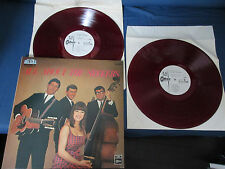 Seekers All about Deluxe DBL Japan Promo White Label Red Vinyl LP Springfields