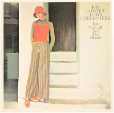 Ray Conniff Plays Carpenters  Ray Conniff And The Singers Vinyl Record