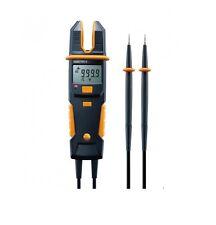 TESTO 755-2 Current / Voltage tester for electrical measuring tasks 6 to 1000 V