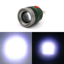 3 Modes Mini LED USB Powered Flashlight Handlight Torch Zoomable Lamp Alloy